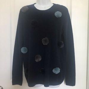 NWT Banana Republic Dark Blue Sweater